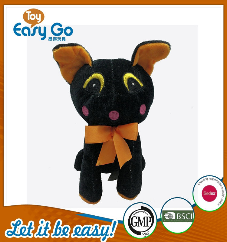 Customized cute holloween festival dog toys