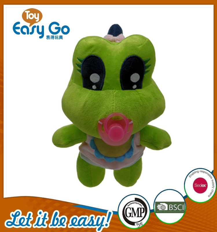 icti best made toys stuffed animals custom stuffed frog toy
