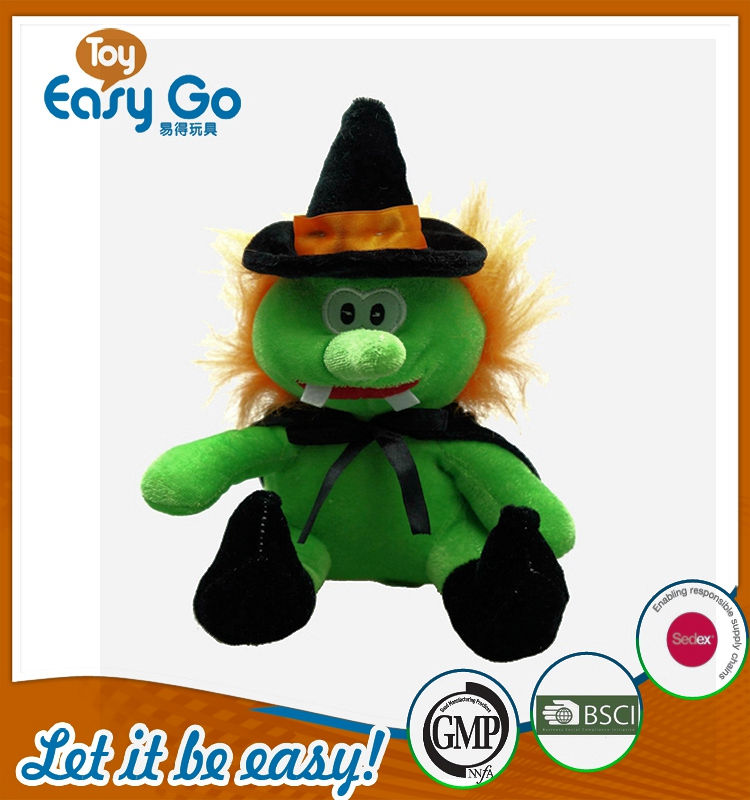 Customized cute holloween festival clown toys