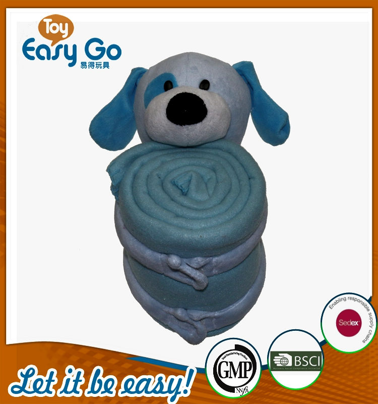 wholesale baby blankets animal design baby blankets with plu