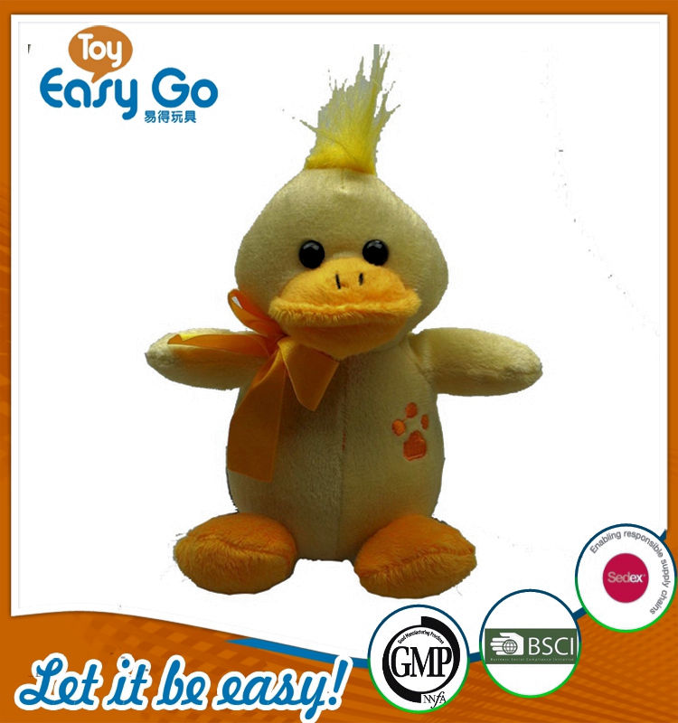 Customized Bcsi OEKO soft duck toys