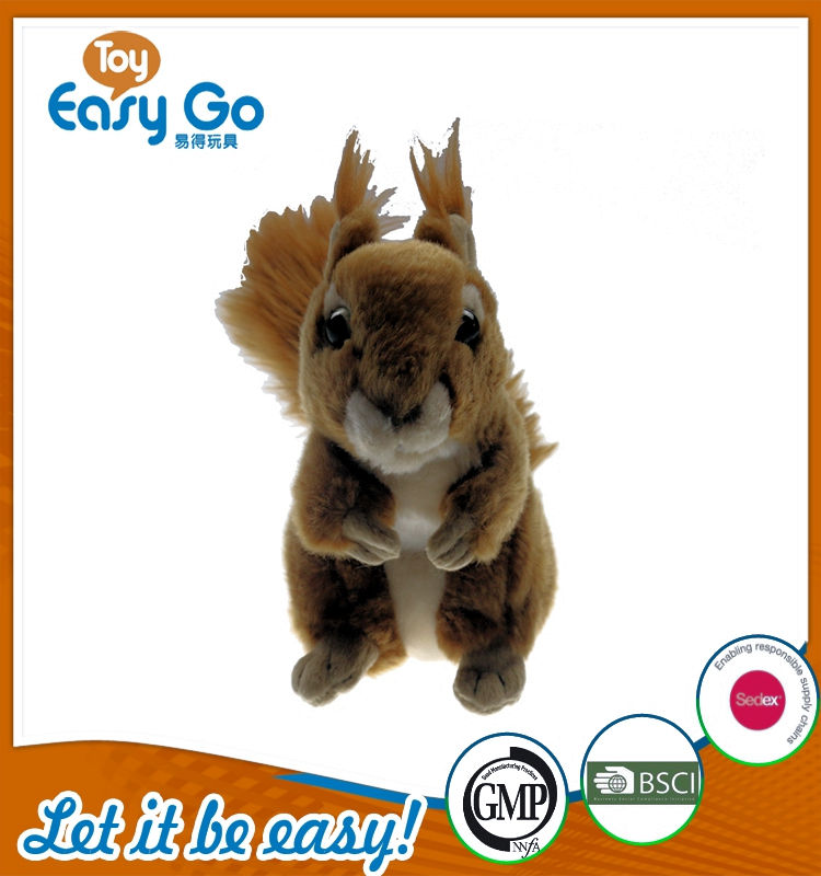 Cute high quality soft rabbit plush simulation aniaml simula