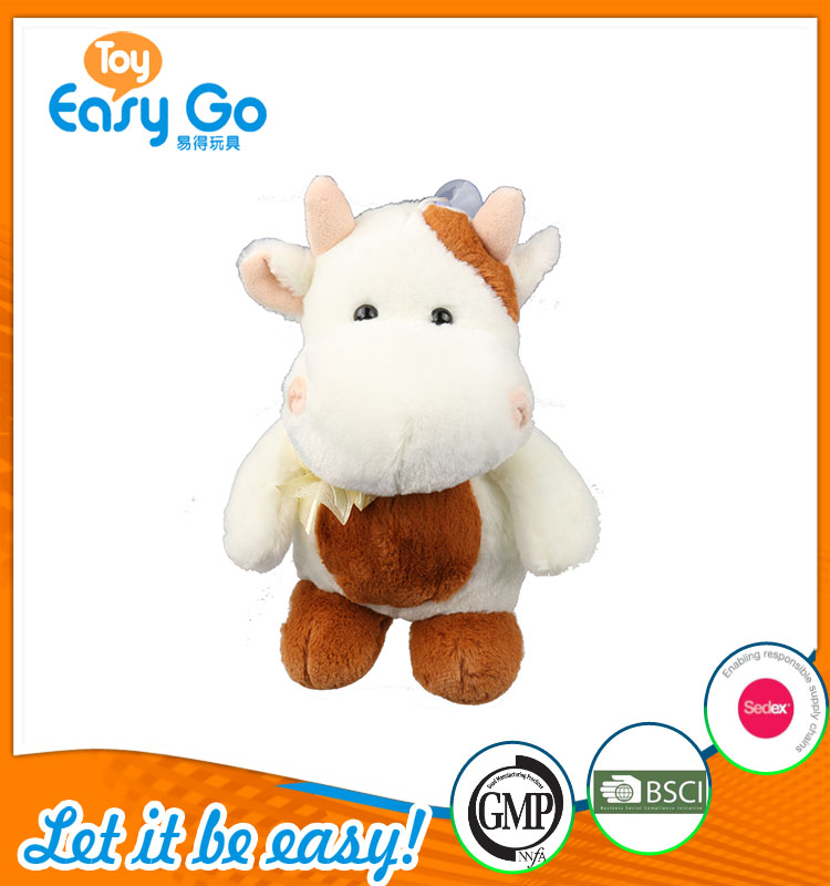 high quality customized production cute white dairy cattle p