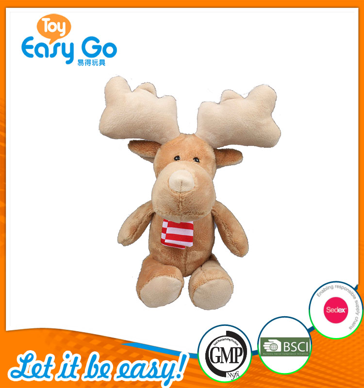 good sale high quality customized production light brown elk
