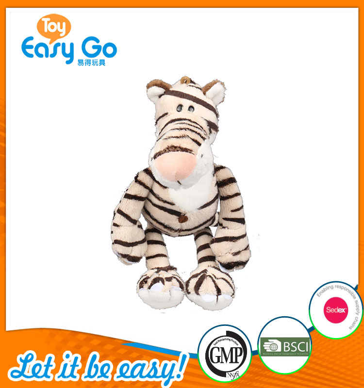 good sale high quality customized production stripe tiger pl