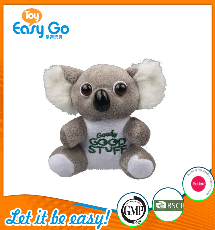 high quality customized production cute good stuff gray koal