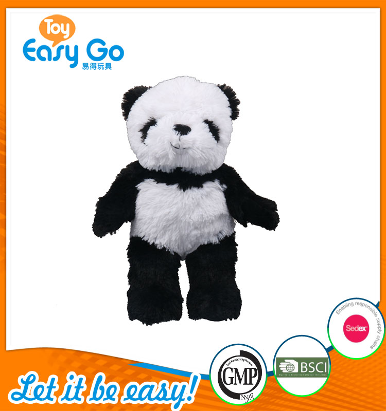 high quality customized production cute soft standing white